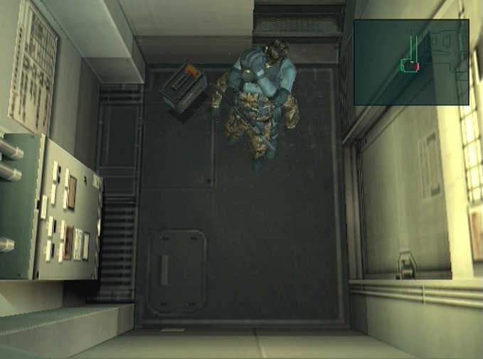 Metal Gear Solid 2 : Sons of Liberty Playstation 2 | 17