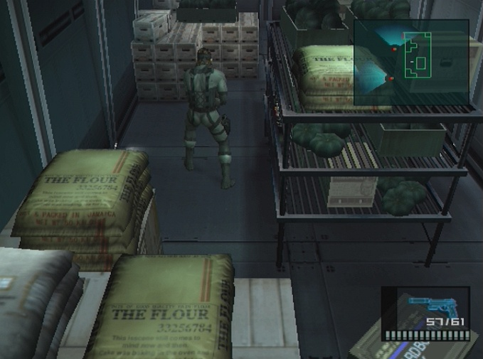 Metal Gear Solid 2 : Sons of Liberty Playstation 2 | 5