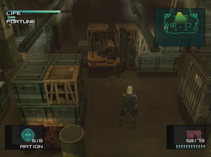 Metal Gear Solid 2 : Sons of Liberty Playstation 2 | 6