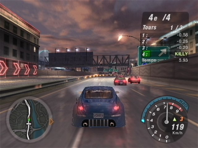 Need For Speed Underground 2 Playstation 2 | 1