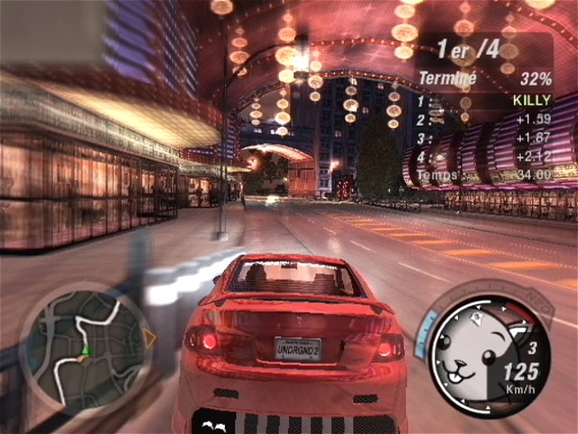 Need For Speed Underground 2 Playstation 2 | 2