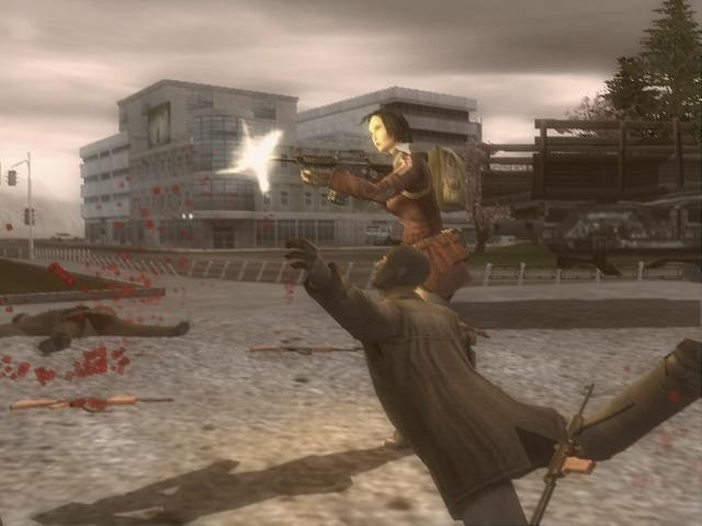 Mercenaries Playstation 2 | 6