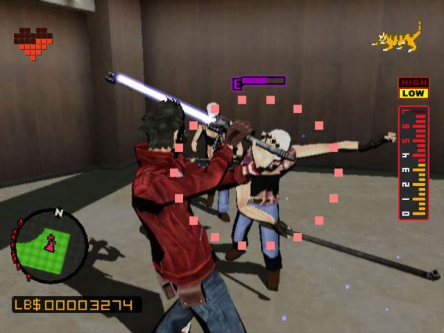 No more Heroes WII | 41