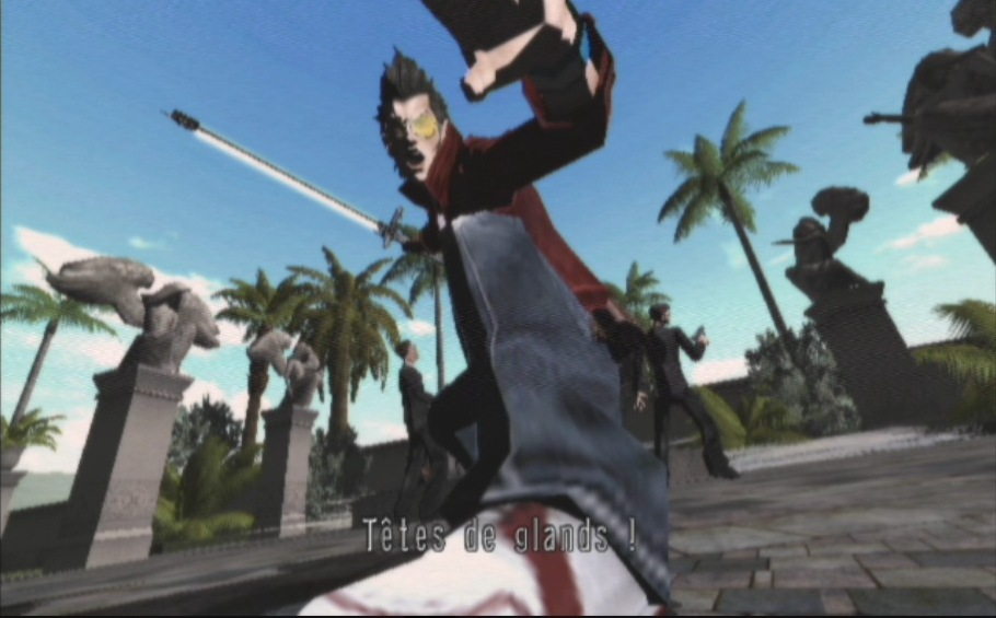 No more Heroes WII | 44