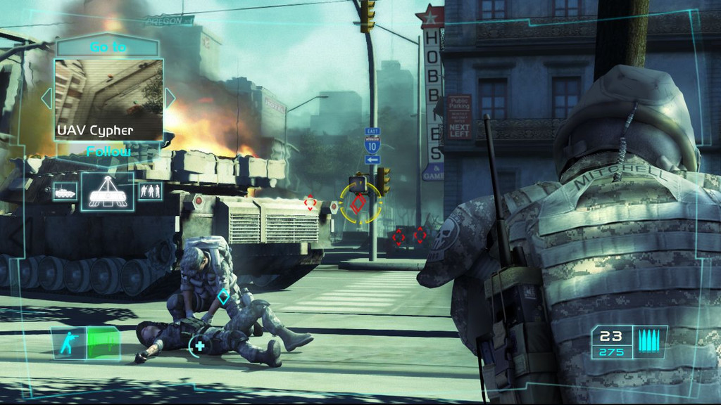 ghost recon jeu playstation - photo #30
