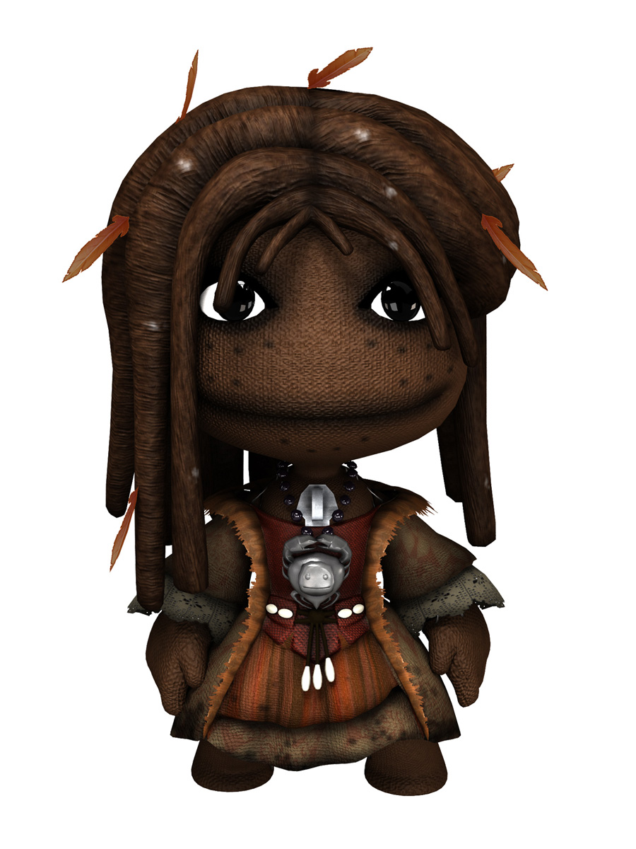 LittleBigPlanet Playstation 3 | 124