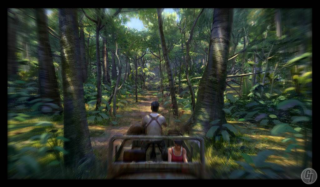 Uncharted: Drake's Fortune Playstation 3 | 1