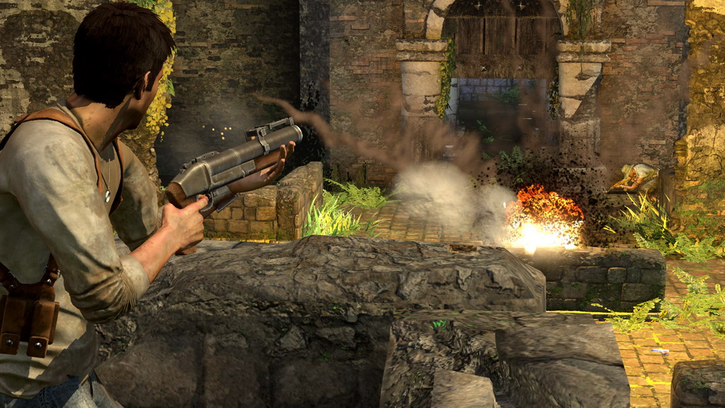 Uncharted: Drake's Fortune Playstation 3 | 14
