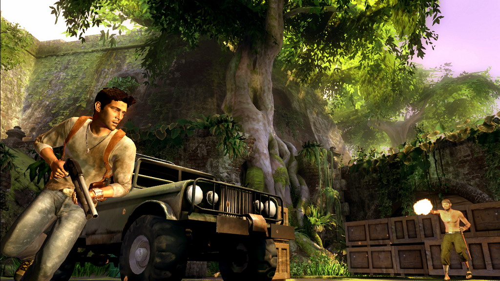 Uncharted: Drake's Fortune Playstation 3 | 21