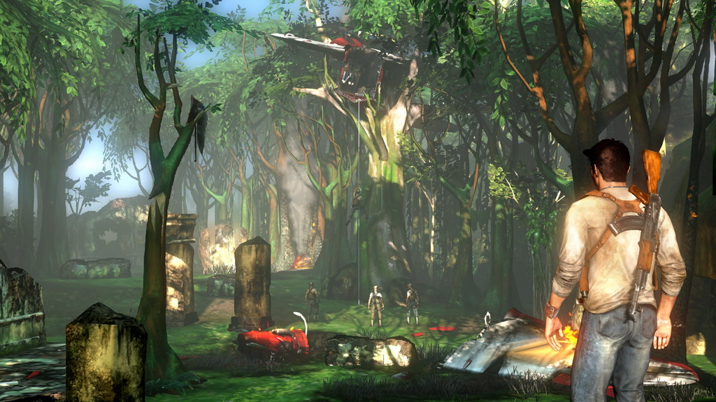 Uncharted: Drake's Fortune Playstation 3 | 22