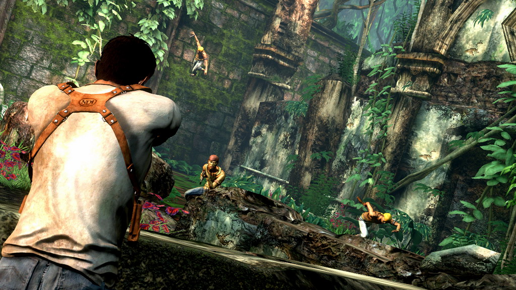 Uncharted: Drake's Fortune Playstation 3 | 24
