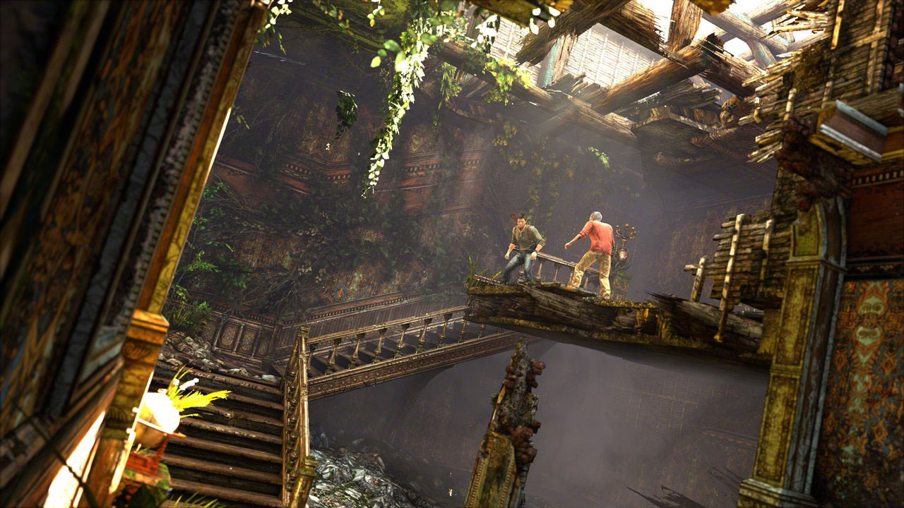 Uncharted: Drake's Fortune Playstation 3 | 26
