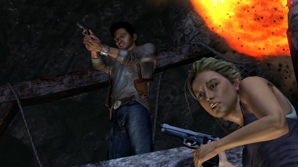 Uncharted: Drake's Fortune Playstation 3 | 6
