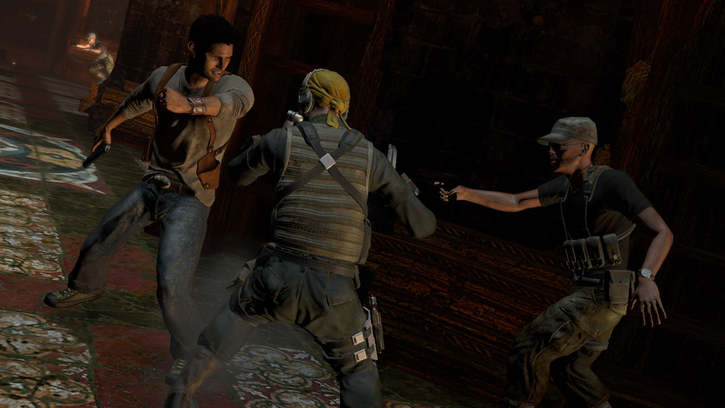 Uncharted: Drake's Fortune Playstation 3 | 8