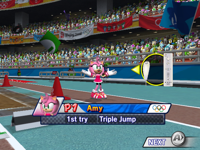 Mario & Sonic at the Olympic Games WII | 11