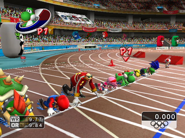 Mario & Sonic at the Olympic Games WII | 4