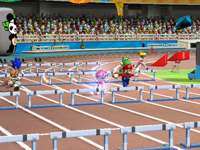 Mario & Sonic at the Olympic Games WII | 6
