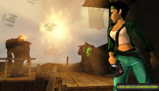 Beyond Good and Evil Xbox | 4