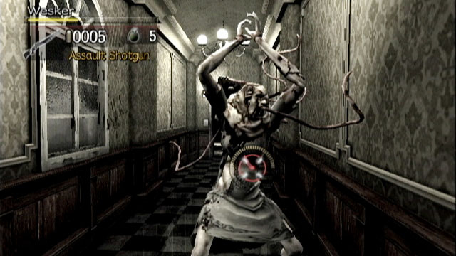 Resident Evil: The Umbrella Chronicles - WII TRUCCHI  CHEATS