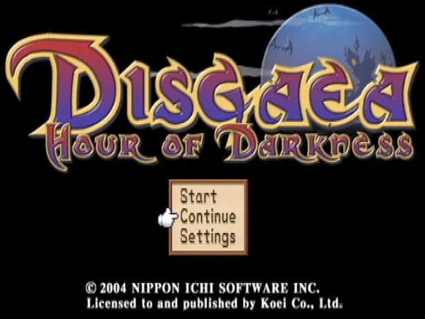 Disgaea : Hour of Darkness Playstation 2 | 3