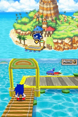 Sonic Rush Adventure Nintendo DS | 10