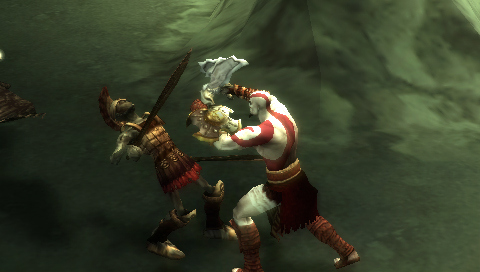 God of War : Chains of Olympus Playstation Portable   8