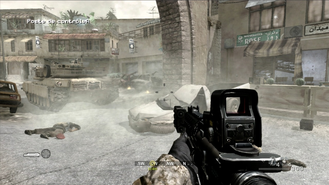 Call of Duty 4 : Modern Warfare Playstation 3 | 2