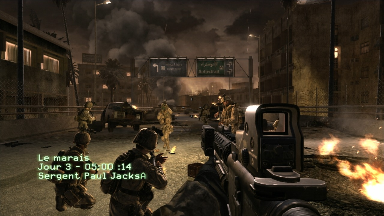 Call of Duty 4 : Modern Warfare Playstation 3 | 5