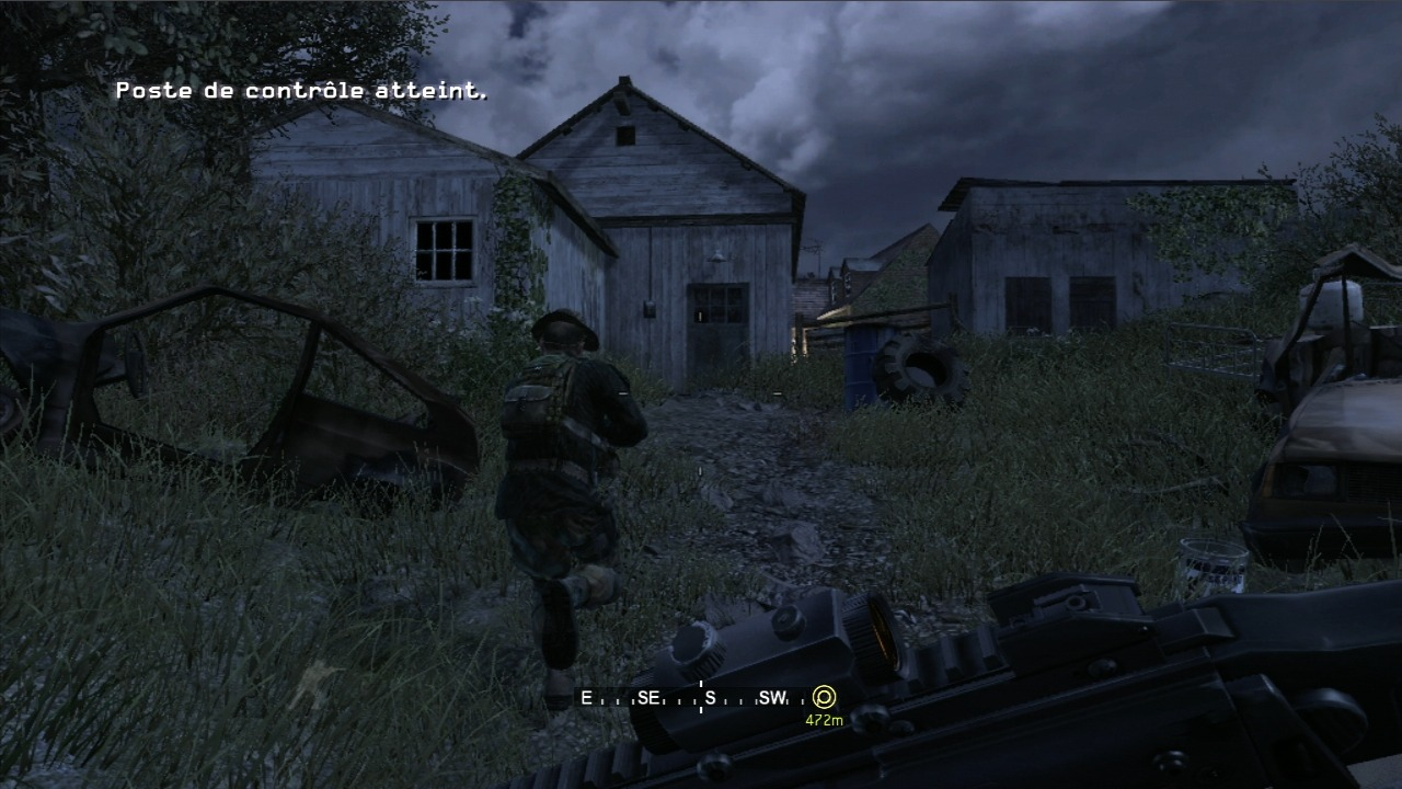 Call of Duty 4 : Modern Warfare Playstation 3 | 7