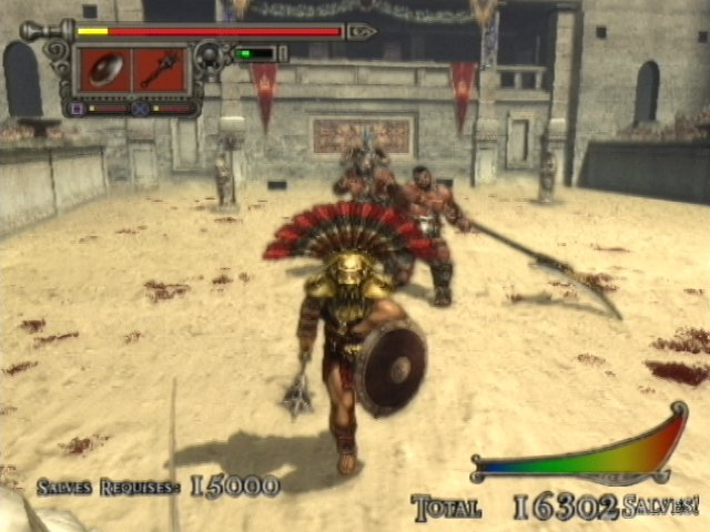 Shadow of Rome Playstation 2 | 3