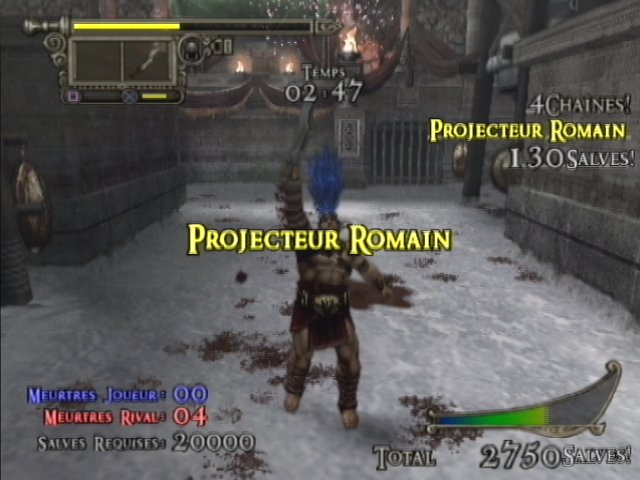 Shadow of Rome Playstation 2 | 4