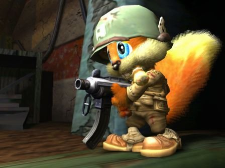 Conker : Live and Reloaded Xbox | 5