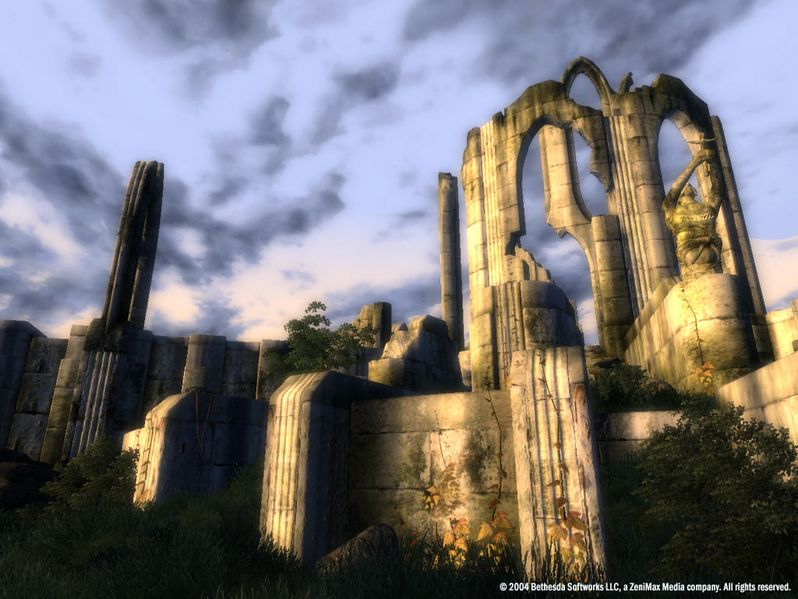 The Elder Scrolls IV : Oblivion PC | 18