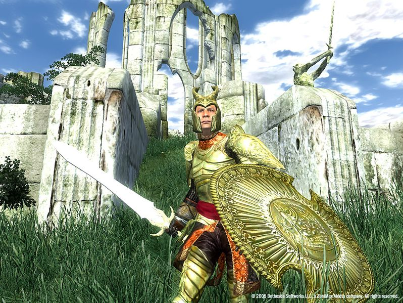 The Elder Scrolls IV : Oblivion PC | 8