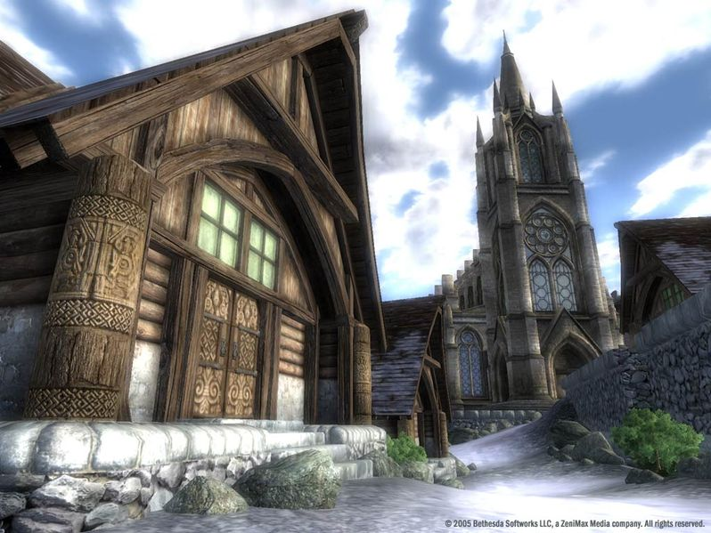 The Elder Scrolls IV : Oblivion PC | 9