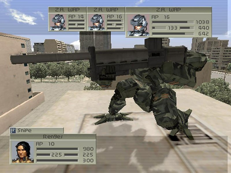 Front Mission 4 Playstation 2 | 6