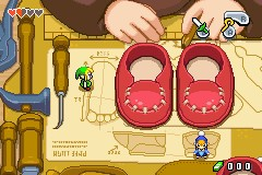 The Legend of Zelda : The Minish Cap GameBoy Advance | 4