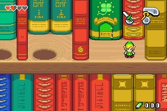 The Legend of Zelda : The Minish Cap GameBoy Advance | 5