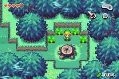 The Legend of Zelda : The Minish Cap GameBoy Advance | 6