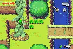 The Legend of Zelda : The Minish Cap GameBoy Advance | 7