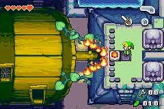 The Legend of Zelda : The Minish Cap GameBoy Advance | 8
