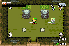 The Legend of Zelda : The Minish Cap GameBoy Advance | 9