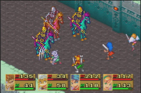 Breath of Fire GameBoy Advance | 3