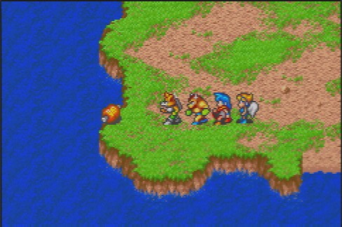 Breath of Fire GameBoy Advance | 4