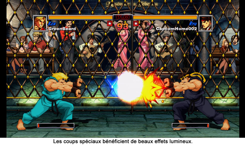 Super Street Fighter II Turbo HD Remix Playstation 3 | 2