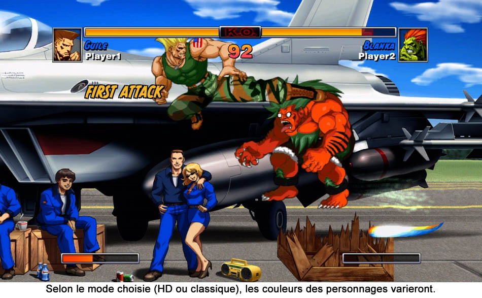 Super Street Fighter II Turbo HD Remix Playstation 3 | 5