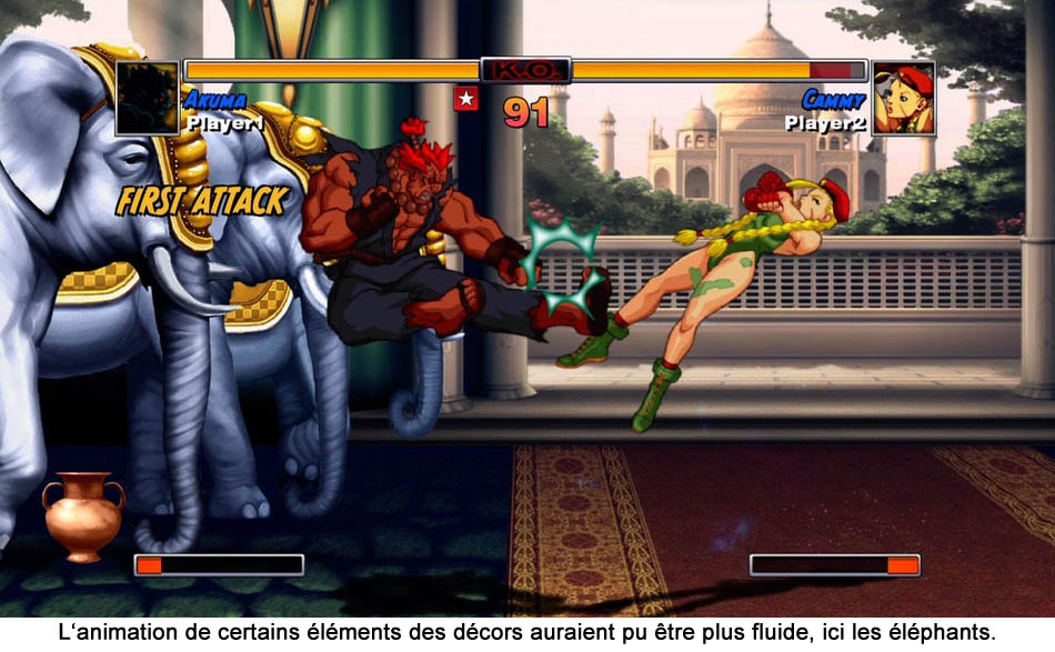 Super Street Fighter II Turbo HD Remix Playstation 3 | 8