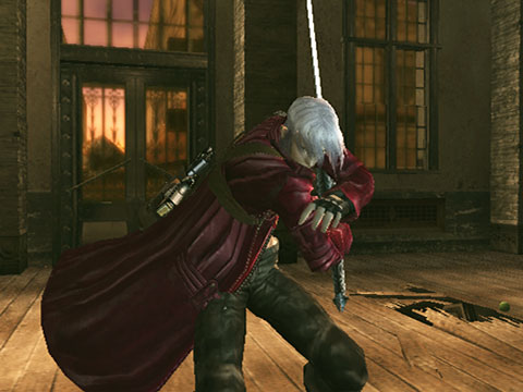 Devil May Cry 3 Playstation 2 | 4