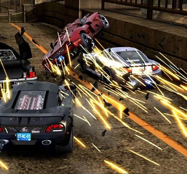 Burnout Revenge Playstation 2 | 3