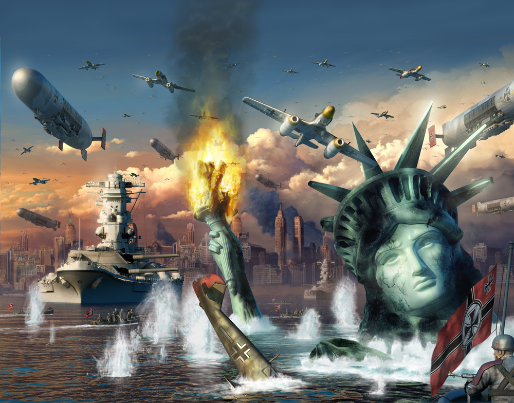 Turning Point: Fall of Liberty Xbox 360 | 1